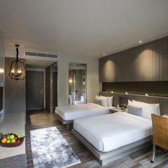 Hotel IKON Phuket 4* Стандартный номер разные типы кроватей