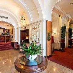 Hotel West End Nice внутренний интерьер