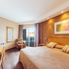 Hotel Sercotel Spa Porta Maris комната для гостей фото 5