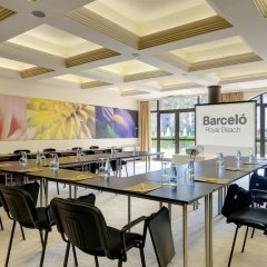 Отель Barceló Royal Beach конференц-зал