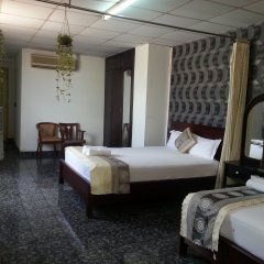 Отель Sai Gon Cosy 2* Улучшенный номер с 2 отдельными кроватями