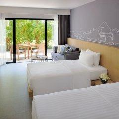 Отель Movenpick Resort & Spa Karon Beach Phuket 5* Люкс с различными типами кроватей