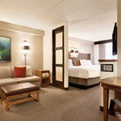 Отель Hyatt Place Oklahoma City - Northwest 3* Стандартный номер с различными типами кроватей