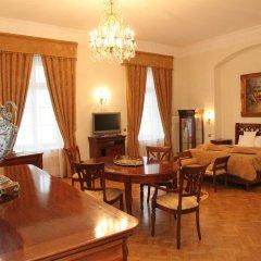 St. George Residence All Suite Hotel Deluxe 5* Улучшенный люкс с различными типами кроватей фото 4