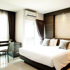 Отель Crystal Suites Suvarnabhumi Airport 3* Номер категории Премиум
