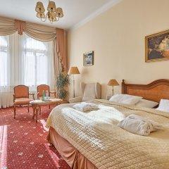 Отель Romance Puškin 4* Представительский люкс с различными типами кроватей
