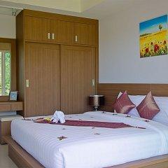 Отель Bangtao Tropical Residence Resort & Spa 4* Апартаменты разные типы кроватей