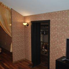 Гостиница Хитровка Люкс с двуспальной кроватью фото 12