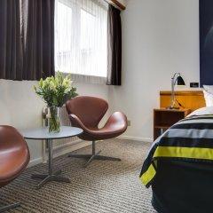 Best Western Plus Hotel City Copenhagen 4* Номер Делюкс с различными типами кроватей фото 2