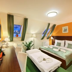 Hotel U Martina - Smíchov 3* Стандартный номер с двуспальной кроватью