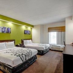 Отель Sleep Inn Frederick 2* Стандартный номер с различными типами кроватей