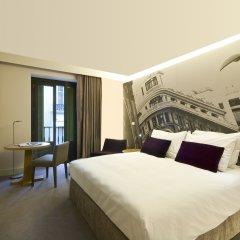 Radisson Blu Hotel, Madrid Prado 4* Улучшенный номер с различными типами кроватей