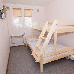 Hotel Pracowniczy Metro 2* Стандартный семейный номер с двуспальной кроватью