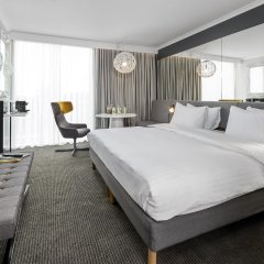 Radisson Blu Hotel London Stansted Airport 4* Номер категории Премиум с различными типами кроватей