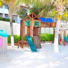 Отель Flamingo Cancun Resort Мексика, Канкун - отзывы, цены и фото номеров - забронировать отель Flamingo Cancun Resort онлайн детская площадка фото 2