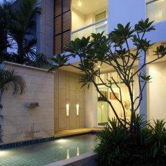 Отель Two Villas Holiday Oxygen Style Bangtao Beach открытый бассейн