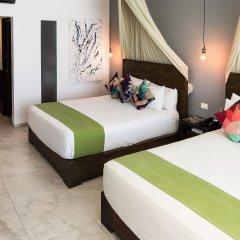 Отель Soho Playa 4* Стандартный номер фото 2