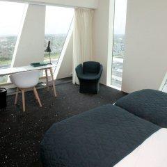 AC Hotel by Marriott Bella Sky Copenhagen 4* Номер категории Премиум с различными типами кроватей фото 2