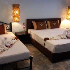 Nirvana Hotel 3* Стандартный номер с различными типами кроватей фото 3