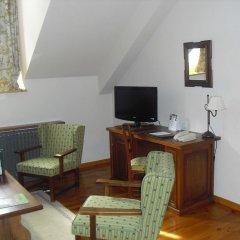 Отель Parador De Bielsa Huesca гостиная