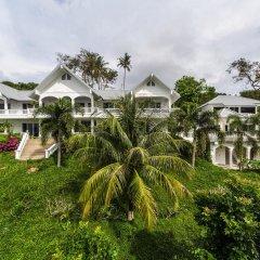 Отель Eden Resort экстерьер