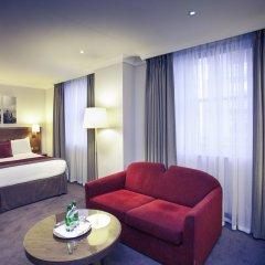 ibis Styles Manchester Portland Hotel (Newly refurbished) 3* Стандартный номер с различными типами кроватей фото 4