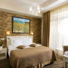 Марко Поло Пресня Отель 4* Люкс повышенной комфортности разные типы кроватей