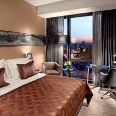 Radisson Blu Hotel Istanbul Asia 5* Номер категории Премиум с различными типами кроватей