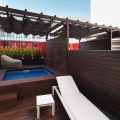 Отель Catalonia Ramblas 4* Улучшенный номер с различными типами кроватей фото 8