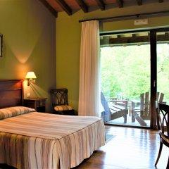 Отель Palación de Toñanes 3* Улучшенный номер с различными типами кроватей