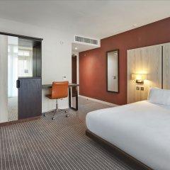 Отель DoubleTree By Hilton London Excel 4* Номер Делюкс с различными типами кроватей