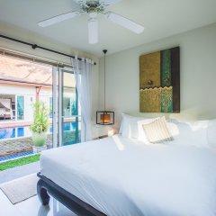 Отель Two Villas Holiday Oriental Style Layan Beach комната для гостей фото 4