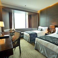 Peninsula Excelsior Hotel 4* Улучшенный номер с различными типами кроватей