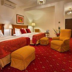 Hotel Leon D´Oro 4* Стандартный номер с различными типами кроватей