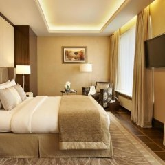 Гостиница Интерконтиненталь Москва комната для гостей фото 2