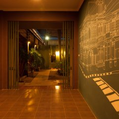Отель Phuket Siam Villas интерьер отеля