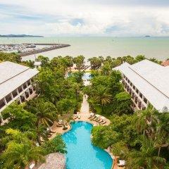 Отель Ravindra Beach Resort And Spa фото 38