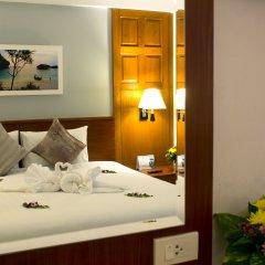 On Hotel Phuket 3* Улучшенный номер с различными типами кроватей