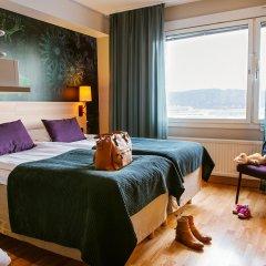 Отель Scandic Backadal 4* Стандартный номер с 2 отдельными кроватями