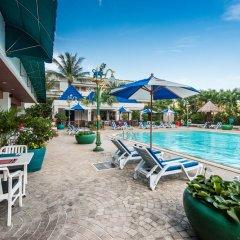 Andaman Beach Suites Hotel открытая веранда фото 2