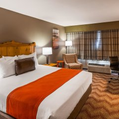 Отель Best Western Plus Rio Grande Inn 3* Стандартный номер с различными типами кроватей фото 2