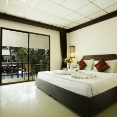Bamboo Beach Hotel & Spa 3* Номер Делюкс с различными типами кроватей фото 2