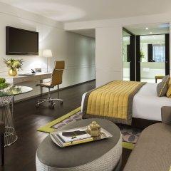 Отель La Clef Tour Eiffel (ex. Citadines Suites Arc de Triomphe) Представительский люкс с разными типами кроватей