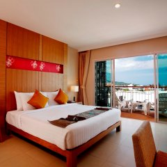 Andakira Hotel 4* Улучшенный номер с разными типами кроватей фото 2