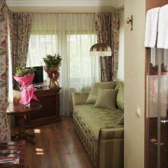 Отель Резиденс София 4* Люкс с различными типами кроватей