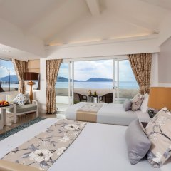 Отель Thavorn Beach Village Resort & Spa Phuket 4* Коттедж разные типы кроватей фото 4