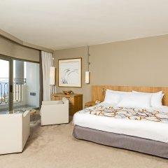 Отель Hilton Malta 5* Люкс с различными типами кроватей