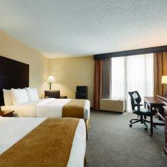 Radisson Hotel Valley Forge 3* Стандартный номер с 2 отдельными кроватями