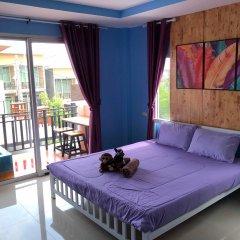 Отель Preaw whaan Kohlarn 2* Стандартный номер с различными типами кроватей