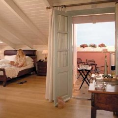 Hotel Ippoliti 4* Улучшенный номер с различными типами кроватей